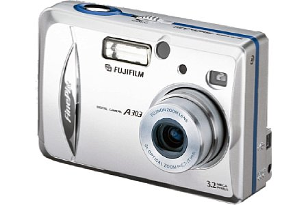 Digitalkamera Fujifilm FinePix A303 [Foto: Fujifilm]