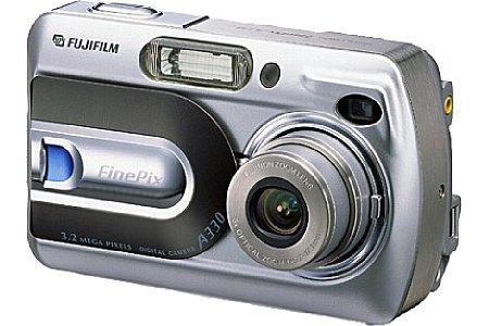 Digitalkamera Fujifilm FinePix A330 [Foto: Fujifilm Europa]