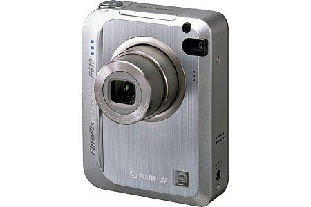 Digitalkamera Fujifilm FinePix F610 [Foto: Fujifilm Europe]