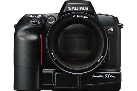 Digitalkamera Fujifilm FinePix S1 Pro [Foto: Fujifilm]