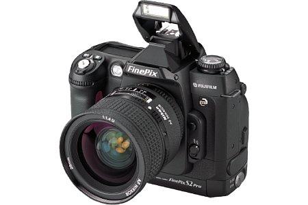 Digitalkamera Fujifilm FinePix S2 Pro [Foto: Fujifilm]
