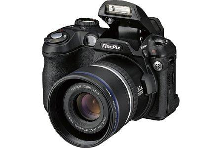 Digitalkamera Fujifilm FinePix S5000 [Foto: Fujifilm Europe]