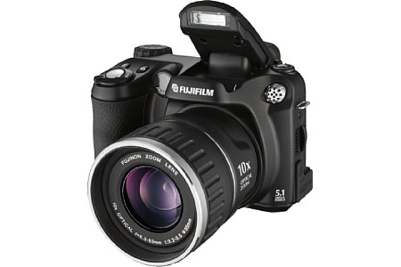 Digitalkamera Fujifilm FinePix S5600 [Foto: Fuji Photo Film Europe]