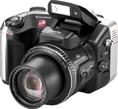 Digitalkamera Fujifilm FinePix S602 Zoom [Foto: Fujifilm]