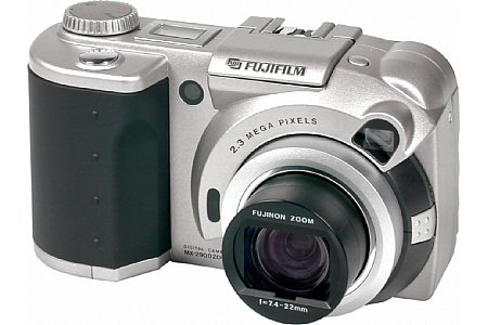 Digitalkamera Fujifilm MX-2900 Zoom [Foto: Fujifilm]