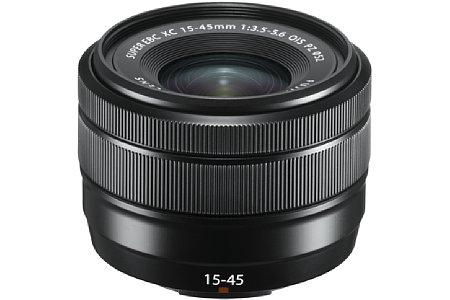 Bild Die wichtigste Neuerung dürfte die Kompatibilität zum neuen Fujifilm XC 15-45 mm F3.5-5.6 OIS PZ darstellen. [Foto: Fujifilm]