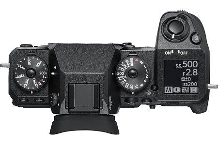 Fujifilm X-H1. [Foto: Fujifilm]