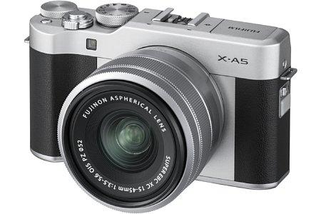Fujifilm X-A5. [Foto: Fujifilm]