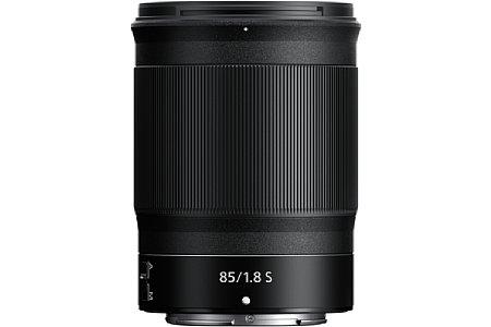 Nikon Z 85 mm F1.8 S. [Foto: Nikon]