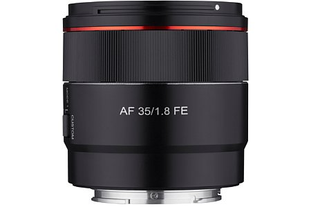 Samyang AF 35 mm F1.8 FE. [Foto: Samyang]