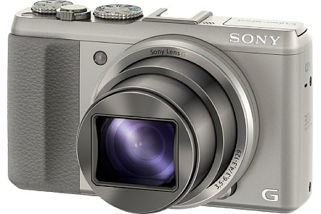 Sony Cyber-shot DSC-HX50V [Foto: Sony]