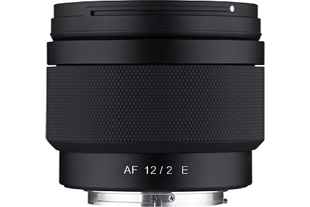Samyang AF 12 mm F2,0 E. [Foto: Samyang]