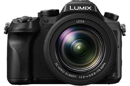 Panasonic Lumix DMC-FZ2000. [Foto: Panasonic]