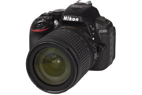 """Bild Der Hauptpreis im Fotowettbewerb """"Sommerperspektiven"""": Die Nikon D5300 im Set mit dem AF-S Nikkor 18-105 mm VR im Gesamtwert von knapp 1.000 Euro. [Foto: MediaNord]"""