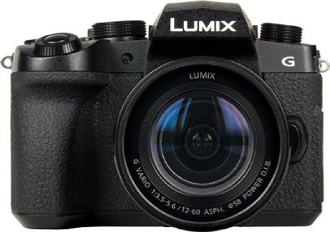 Bild Das gut verarbeitete Gehäuse der Panasonic Lumix DC-G91 verfügt über einen Staub- und Spritzwasserschutz. [Foto: MediaNord]