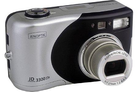 Digitalkamera Jenoptik JD 3300 z3 S [Foto: Jenoptik]