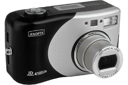 Digitalkamera Jenoptik JD 4100 z3 S [Foto: Jenoptik]