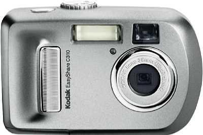 Digitalkamera Kodak C310 [Foto: Kodak]