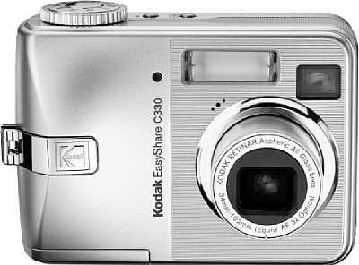 Digitalkamera Kodak C330 [Foto: Kodak]