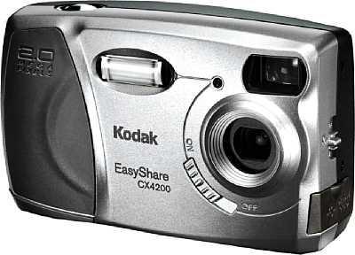 Digitalkamera Kodak CX4200 [Foto: Kodak]