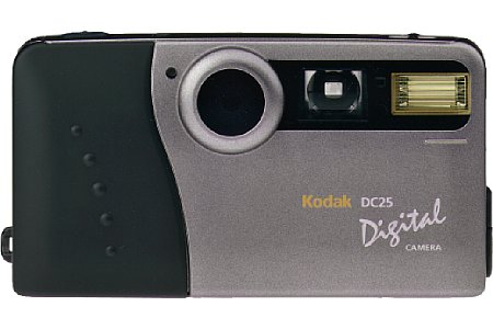 Digitalkamera Kodak DC25 [Foto: Kodak]