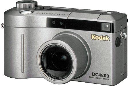 Digitalkamera Kodak DC4800 [Foto: Kodak]