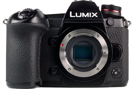 Bild Panasonic Lumix DC-G9. [Foto: MediaNord]