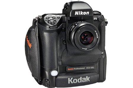 Digitalkamera Kodak DCS 620x [Foto: Kodak]