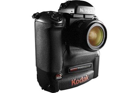 Digitalkamera Kodak DCS 720x [Foto: Kodak]