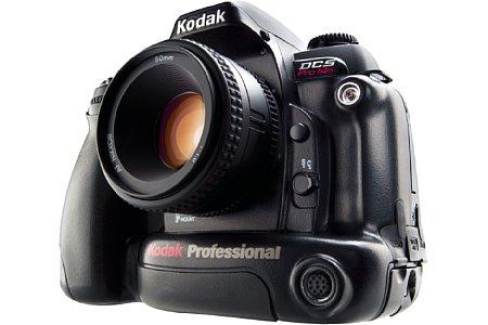 Digitalkamera kodak DCS Pro 14n [Foto: Kodak]