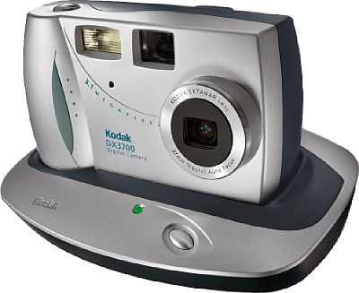 Digitalkamera Kodak DX3700 [Foto: Kodak]