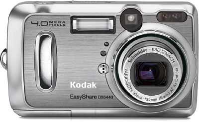 Digitalkamera Kodak DX6440 Zoom [Foto: Kodak Deutschland]