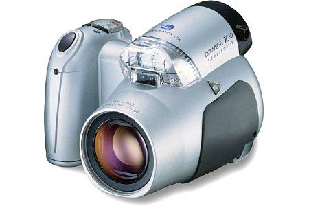 Digitalkamera Konica Minolta Dimage Z10 [Foto: Konica Minolta]