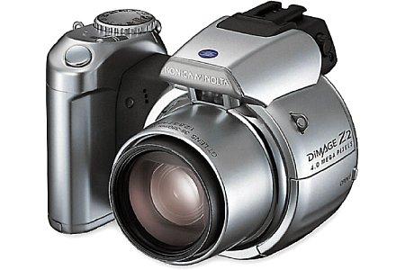 Digitalkamera Konica Minolta Dimage Z2 [Foto: KonicaMinolta Europe]