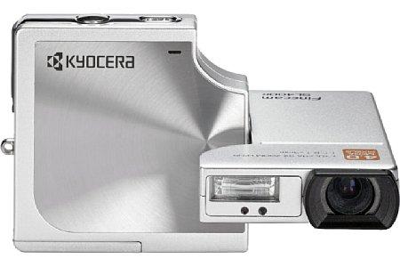 Digitalkamera Kyocera Finecam SL400R [Foto: Kyocera]