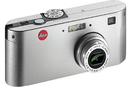 Digitalkamera Leica D-LUX [Foto: Leica Camera AG]