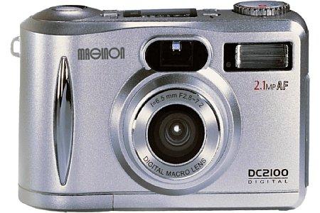 Digitalkamera Maginon DC2100 [Foto: Maginon]