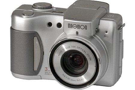 Digitalkamera Maginon DC-3010 [Foto: Maginon]