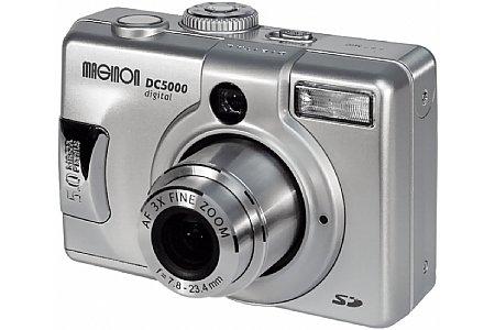 Digitalkamera Maginon DC-5000 [Foto: Maginon]