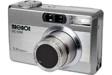 Digitalkamera Maginon DC-5300 [Foto: Maginon]