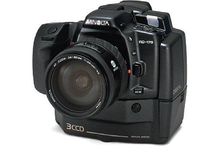 Digitalkamera Minolta RD-175 [Foto: Minolta]