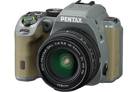 Pentax K-S2. [Foto: Ricoh]