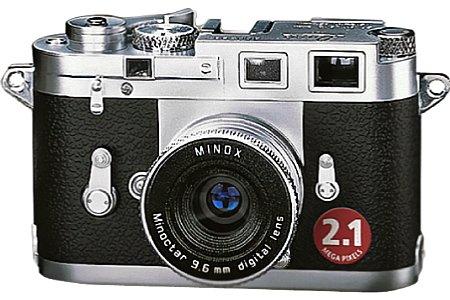Digitalkamera Minox Digital Classic Camera Leica M3 2.1 [Foto: Minox]