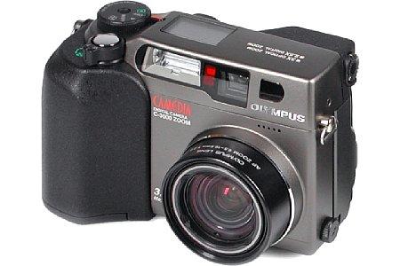 Digitalkamera Olympus C-3000 Zoom [Foto: MediaNord]