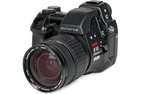 Digitalkamera Olympus E-10 [Foto: MediaNord]