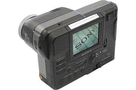 Digitalkamera Sony MVC-FD88 [Foto: MediaNord]