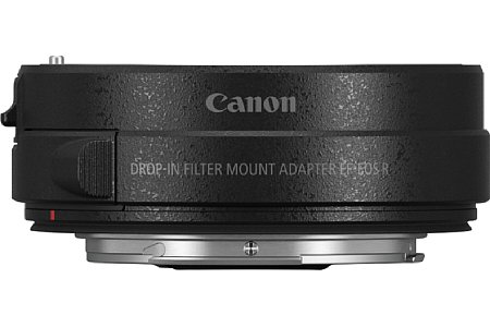 Canon EF auf RF Adapter Filter Drop-In C-PL. [Foto: Canon]