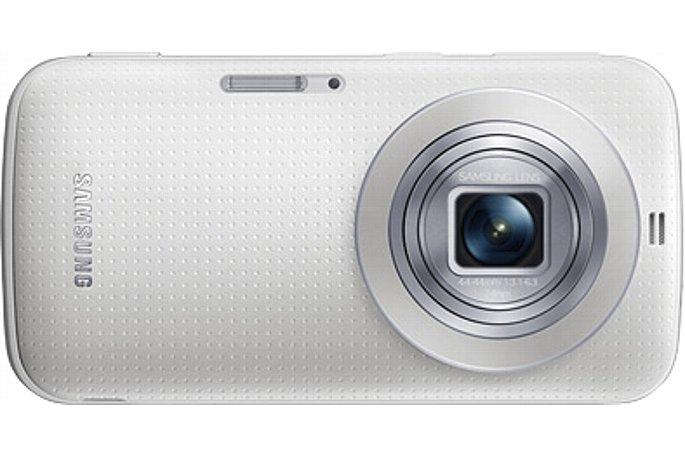 Bild Der Xenon-Blitz des Samsung Galaxy K Zoom sorgt für ordentlich Licht auch in dunklen Umgebungen. [Foto: Samsung]