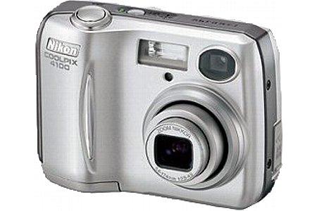 Digitalkamera Nikon Coolpix 4100 [Foto: Nikon Deutschland]