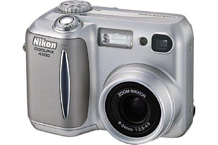 Digitalkamera Nikon Coolpix 4300 [Foto: Nikon]